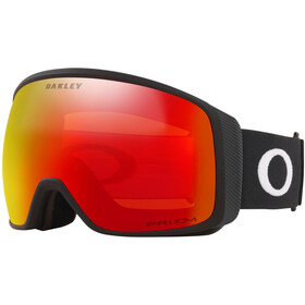 Oakley Flight Tracker XL Lunettes de ski Homme, matte black/prizm snow torch